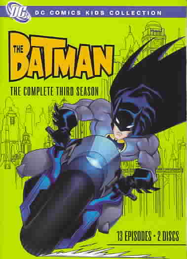 BATMAN:COMPLETE THIRD SEASON BY BATMAN (DVD)